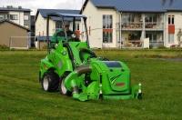 Навесное оборудование для Avant 300-700 серий